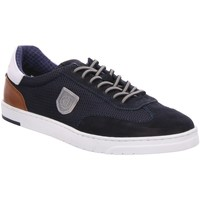 Schuhe Herren Sneaker Low Bugatti 321918021569-4141 blau