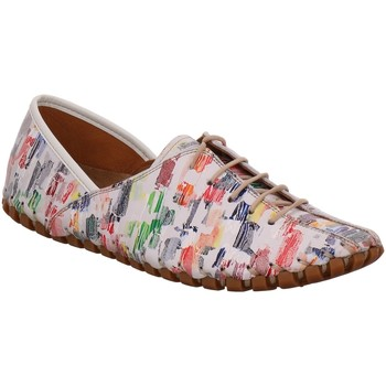 Schuhe Damen Derby-Schuhe Gemini Schnuerschuhe Da.Schnürer 031215-19-199 weiß
