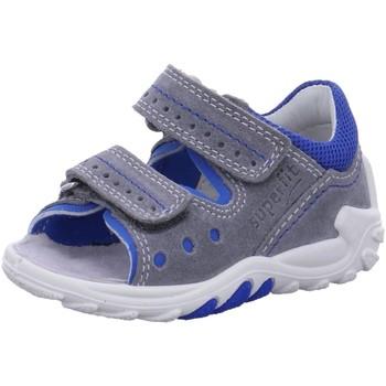 Schuhe Jungen Babyschuhe Superfit Sandalen SANDALEN KINDER  LK \ FLOW 6-00030-25 grau