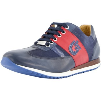 Schuhe Herren Sneaker Low Galizio Torresi Schnuerschuhe 315880-V16962 blau