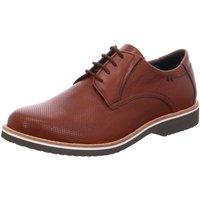 Schuhe Herren Derby-Schuhe Sioux Schnuerschuhe Dilip-701-H 36293 braun