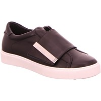 Schuhe Damen Derby-Schuhe Marc Cain Slipper NB SH.01 L30-900 schwarz