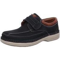 Schuhe Herren Derby-Schuhe Ara Slipper BEN BEN 1117101-42 blau