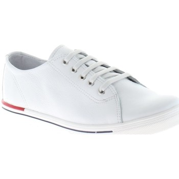 Schuhe Damen Sneaker Low Micio Low 515090,467 white weiß