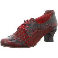 Schuhe Damen Pumps Simen 1289A WEINROT rot