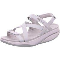 Schuhe Damen Sandalen / Sandaletten Mbt Sandaletten Kiburi W 400319-1085I grau