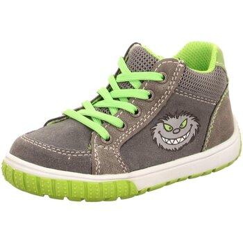 Schuhe Jungen Sneaker Low Lurchi Schnuerschuhe 331467625 B 3314676-25 grau