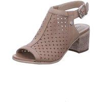 Schuhe Damen Sandalen / Sandaletten NeroGiardini Premium E012290D-439 rosa