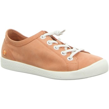 Schuhe Damen Derby-Schuhe & Richelieu Softinos Schnuerschuhe P900557004 rosa