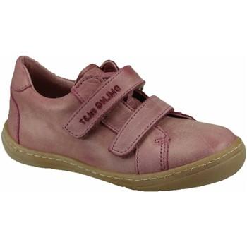 Schuhe Mädchen Sneaker Low Däumling Klettschuhe Mel 260011S28 rosa
