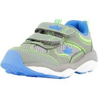 Schuhe Jungen Babyschuhe Lico Klettschuhe NV 590263 - grau