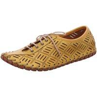 Schuhe Damen Derby-Schuhe Gemini Schnuerschuhe 031229-02 006 gelb