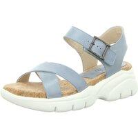 Schuhe Damen Sandalen / Sandaletten Camel Active Sandaletten Vision 913.71.01 blau