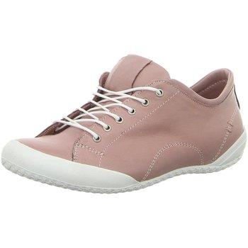 Schuhe Damen Sneaker Low Andrea Conti Schnuerschuhe 0340559175 rosa