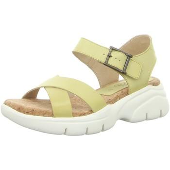 Schuhe Damen Sandalen / Sandaletten Camel Active Sandaletten Vision 913.71.03 gelb