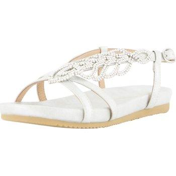 Schuhe Damen Sandalen / Sandaletten Alma En Pena Sandaletten V20837 silber