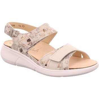 Schuhe Damen Sandalen / Sandaletten Finn Comfort Sandaletten Nadi beige