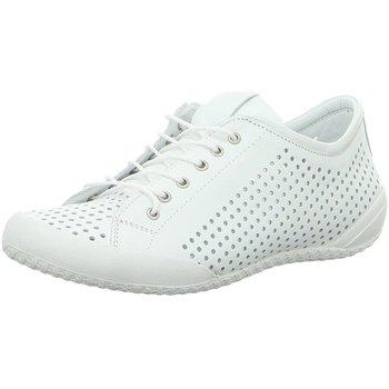 Schuhe Damen Sneaker Low Andrea Conti Schnuerschuhe 0345767001 weiß