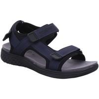 Schuhe Herren Sandalen / Sandaletten Camel Active Sportschuhe Trek 553.11.02 02 blau