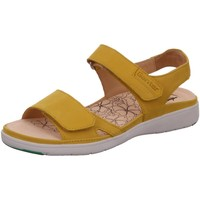 Schuhe Damen Sandalen / Sandaletten Ganter Sandaletten GINA 9-200122-8400 gelb