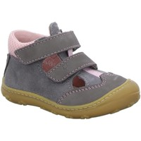 Schuhe Mädchen Babyschuhe Ricosta Maedchen Ebi 71.1221400.451 grau