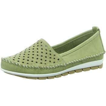 Schuhe Damen Slipper Gemini Slipper 003128 01 070 grün