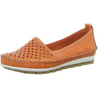Schuhe Damen Slipper Gemini Slipper 003128 000000312801060 orange