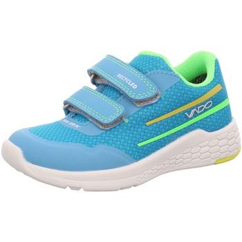 Schuhe Jungen Babyschuhe Vado Klettschuhe Rapt 107 20303-107 blau