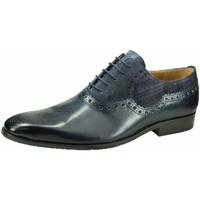 Schuhe Herren Richelieu Melvin & Hamilton Business ozean-marine Rico 24 blau