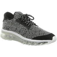 Schuhe Damen Sneaker Low La Strada Schnuerschuhe 1912612 blk schwarz