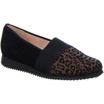 Schuhe Damen Slipper Hassia Slipper 8-301657-7001 schwarz
