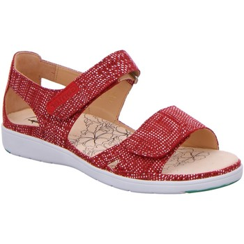 Schuhe Damen Sandalen / Sandaletten Ganter Sandaletten Gina 20/0143 4000 rot
