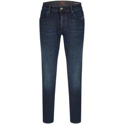 Kleidung Herren Slim Fit Jeans Camel Active Accessoires Bekleidung 5-POCKET MADISON 9554488515 46 blau