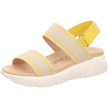 Schuhe Damen Sandalen / Sandaletten Marc O'Polo Must-Haves 15681402 600 260 weiß