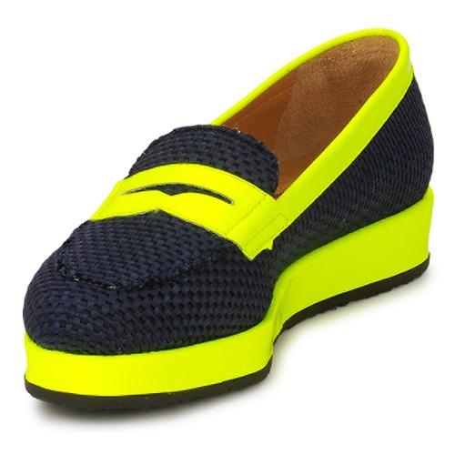 MySuelly VALENTINE Schwarz / Gelb  Schuhe 236 Slipper Damen 236 Schuhe dab5a2