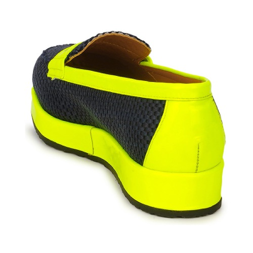 MySuelly MySuelly MySuelly VALENTINE Schwarz   Gelb  Schuhe Slipper Damen 12a4e4