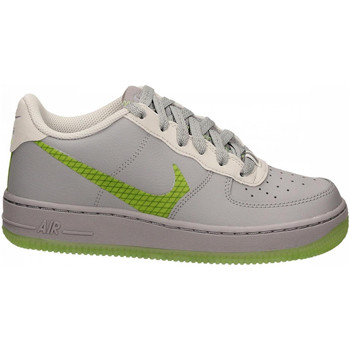 Schuhe Damen Fitness / Training Nike AIR FORCE 1 LV8 white-fluo