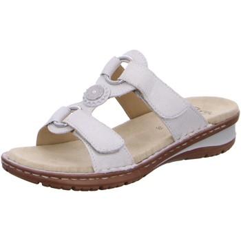 Schuhe Damen Pantoffel Ara Pantoletten HAWAII 12-27232-78 grau