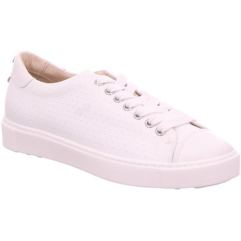 Schuhe Damen Sneaker Low Marc Cain white NB SH16L38 100 weiß
