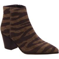 Schuhe Damen Boots Lamica Stiefeletten 6445 schwarz