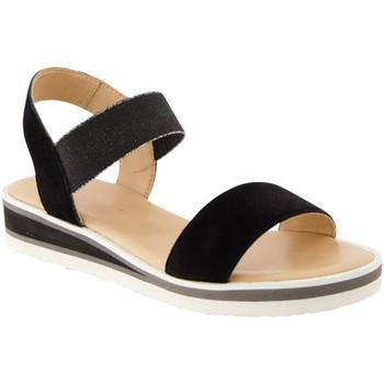 Schuhe Damen Sandalen / Sandaletten Ara Sandaletten DURBAN 12-14738-01 schwarz