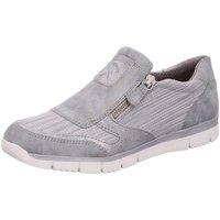 Schuhe Damen Slipper Relife Slipper Komfort Slipper 9067-16711-02 grau