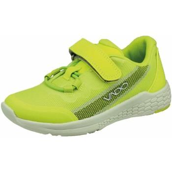 Schuhe Jungen Sneaker Low Vado Schnuerschuhe VADOBURSCHENHALBMESH 20310M.STRIKE/705 705 gelb