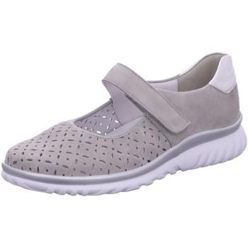 Schuhe Damen Sneaker Low Semler Slipper L5075471/828 828 beige