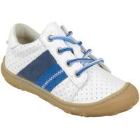 Schuhe Jungen Babyschuhe Ricosta Klettschuhe Rocky 1222700/811 weiß