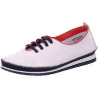Schuhe Damen Sneaker Low Andrea Conti Schnuerschuhe 1887800345 weiß