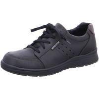 Schuhe Herren Sneaker Low Mephisto Schnuerschuhe 4572-P5132221 VINCENTE black schwarz