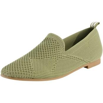 Schuhe Damen Slipper La Strada Slipper 1804422-4572 grün