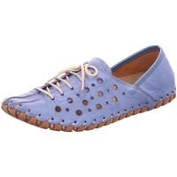 Schuhe Damen Derby-Schuhe & Richelieu Gemini Schnuerschuhe 031210 000003121002808 blau