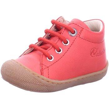 Schuhe Mädchen Babyschuhe Naturino Maedchen 0H05 Cocoon rot